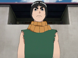 Rock lee movie