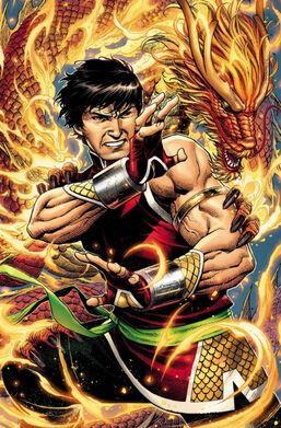 Shang Chi, Master of Kung Fu