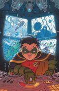 Teen Titans Vol 6 5 Textless Variant