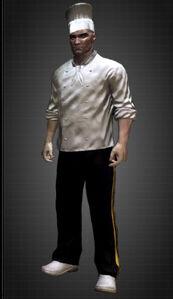 Agent 47- Chef