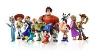 Disney Infinity characters wave 2
