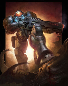 Jim raynor from starcraft 2 by yojirous-d6mvawn