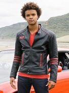 Power Rangers RPM Scott Jacket 72979 std