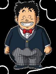 Senbei Norimaki DBS