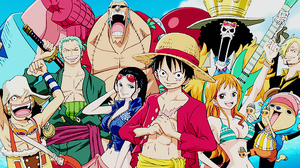 Straw Hat Crew 2 year time skip