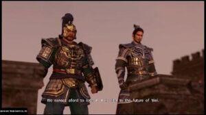 Dynasty Warriors 9 Pang De's Ending