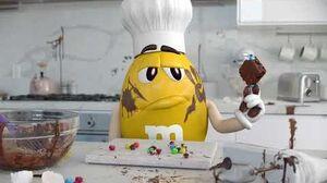 M&M'S Fudge Brownie Genius 30