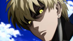 One-Punch Man Genos4