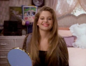 D.J. Tanner in the Season 6 opening titles