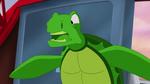 DCSG Beast Boy as Sea Turtle