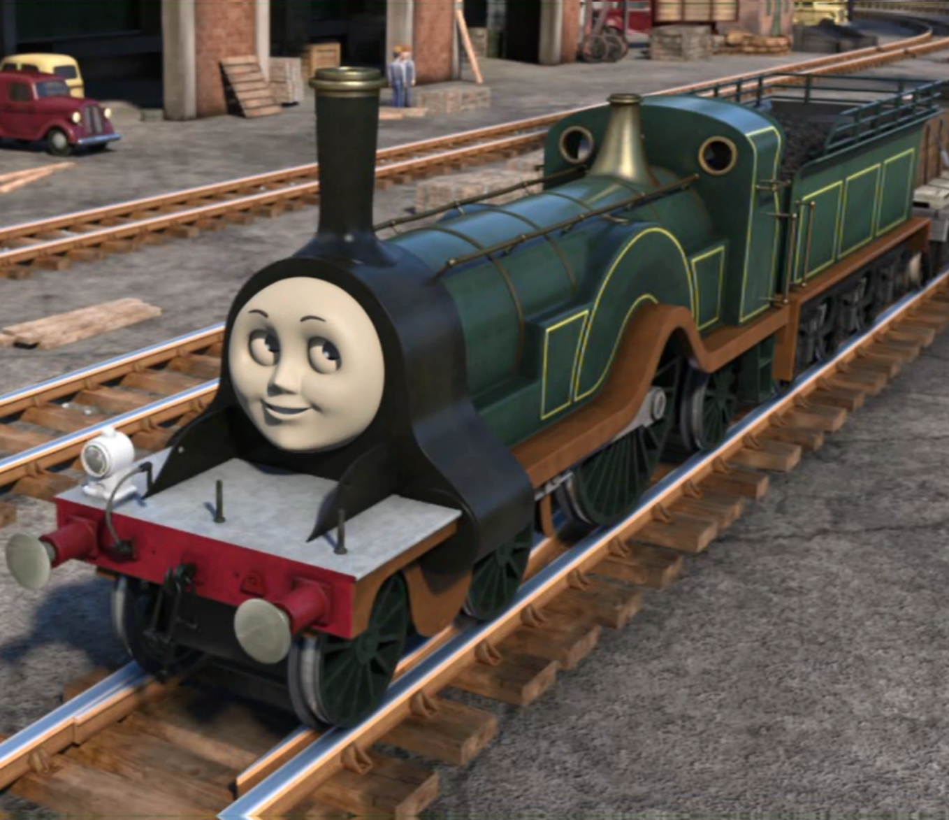 Emily (Thomas & Friends) | Heroes Wiki | FANDOM powered by ...