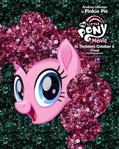 MLP The Movie Pinkie Pie '1week' poster