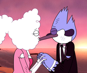 Mordecai and CJ