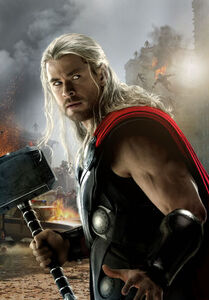 Thor Avengers- Age of Ultron