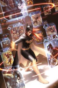Batgirl Vol 4 32 Textless