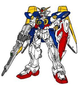 Gundam Wing Gundam 01