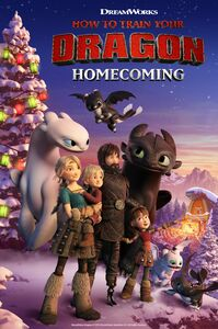 Homecoming DVD Poster
