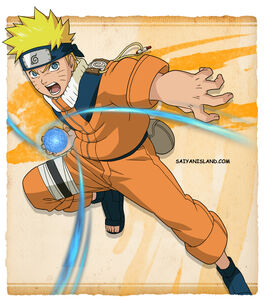 Naruto-Pretimeskip