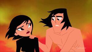 Ashi and Jack