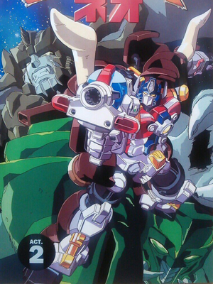 Beast Wars Neo (1999) Optimus Prime (Big Convoy ビッグコンボイ Biggu Konboi,オプティマス・プライム,コンボイ Oputimasu Puraimu,Konboi)