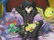 Chazz and Duel Spirits