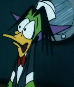 DuckulaYell