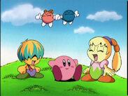 Kirby Tiff and Tuff