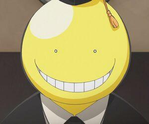 Korosensei's endearing smile~2