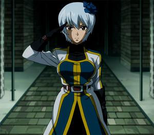 Sergeant Yukino