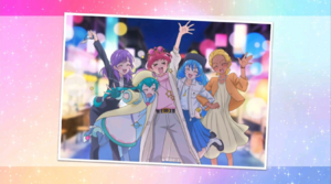 Star Twinkle Pretty Cure Thanksgiving Adults