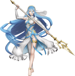 Warriors Azura OA