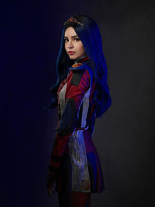 Evie Descendants 3