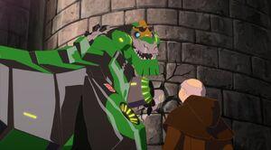 Grimlock Meet Gunter.