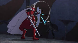 Kirito's Final Battle with Heathcliff