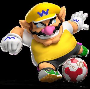 MSOGT Wario Football