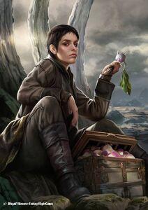 Magali Villenueve Asha GreyjoyII