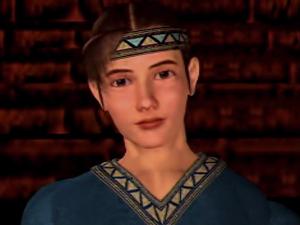 Michelle Chang in Tekken 3
