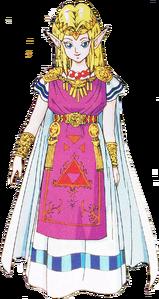 Princess Zelda ALTTP-SNES