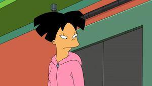 Bender In Amy's Body