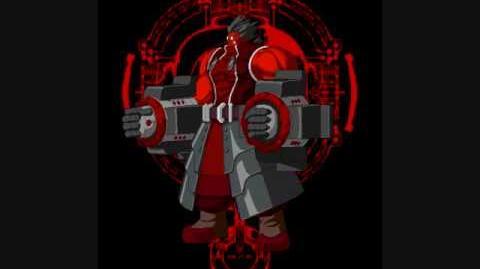 BlazBlue - Motor Head - Iron Tager's Theme