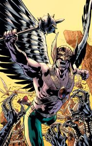 Hawkman Vol 5 1 Textless