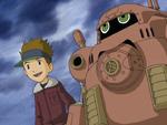 Kazu & Guardromon