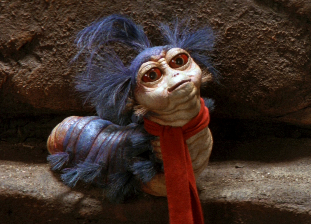 Worm (Labyrinth) | Heroes Wiki | FANDOM powered by Wikia Labyrinth 1986 Characters