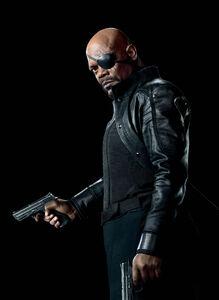 Nick Fury Avenger
