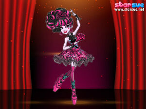 Draculaura Ballerina