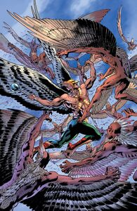 Hawkman Vol 5 3 Textless