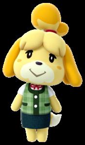 Isabelle AF