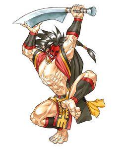 Tamtam-samurai-shodown-6-tenka-artwork