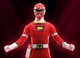 Turbo Red Ranger