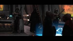 Vader doorway